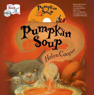 Pumpkin Soup - Cooper, Helen, and McInerney, Kathleen (Read by)