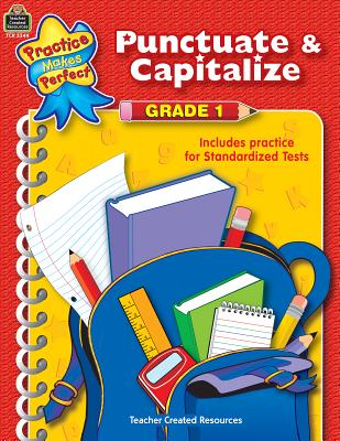 Punctuate & Capitalize Grade 1 - Breyer