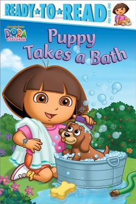 Puppy Takes a Bath - Ricci, Christine