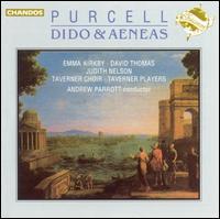 Purcell: Dido and Aeneas - David Thomas (bass baritone); Emily van Evera (soprano); Emma Kirkby (soprano); Janita Noorman (mezzo-soprano);...