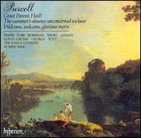 Purcell: Great Parent, Hail!; The summer's absence unconcerned we bear; Welcome, welcome, glorious morn - Charles Pott (bass); Gillian Fisher (soprano); James Bowman (counter tenor); John Mark Ainsley (tenor);...
