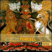 Purcell: Hail Bright Cecilia; Music for Queen Mary - Ashley Stafford (counter tenor); Brian Gordon (counter tenor); Charles Brett (counter tenor); David Thomas (bass);...