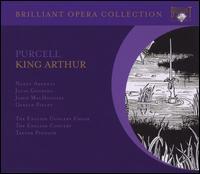 Purcell: King Arthur - Angus Davidson (counter tenor); Brian Bannatyne-Scott (vocals); Carol Hall (soprano); Caroline Ashton (soprano);...
