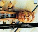 Purcell, Lawes, Locke, Jenkins: Music for Viols - Fretwork; Nigel North (archlute); Paul Nicholson (organ); Paul Nicholson (spinet); Richard Boothby (lyra viol);...