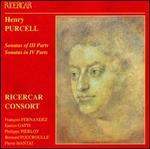 Purcell: Sonatas of III Parts; Sonatas in IV Parts