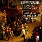 Purcell: Songs from Orpheus Britannicus