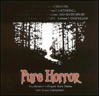 Pure Horror: A Compilation of Original Score Themes - Various Artists