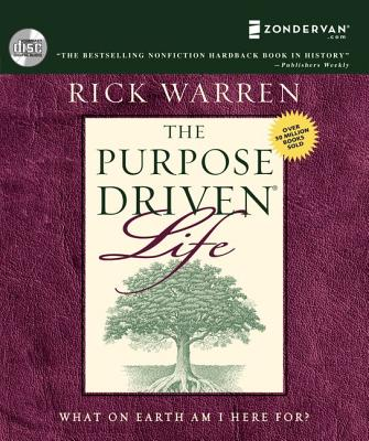 Purpose Driven Life: What on Earth Am I Here For? - Warren, Rick, D.Min. (Narrator)