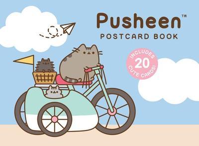 Pusheen Postcard Book: Includes 20 Cute Cards! - Belton, Claire