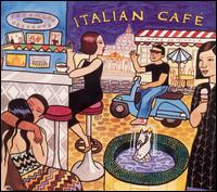 Putumayo Presents: Italian Café - Various Artists