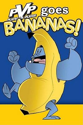 Pvp Volume 4: Pvp Goes Bananas! - Kurtz, Scott