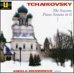 Pyotr Il'Yich Tchaikovsky: The Seasons, Op. 37b/Piano Sonata In G, Op. 37