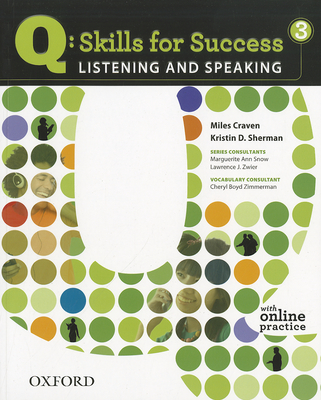 Q Skills for Success: Listening and Speaking 3: Student ...