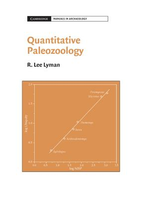 Quantitative Paleozoology - Lyman, R Lee