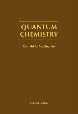 Quantum Chemistry - McQuarrie, Donald A