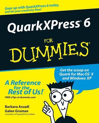 QuarkXPress 6 for Dummies - Assadi, Barbara