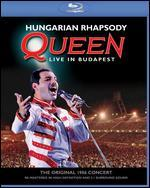 Queen: Hungarian Rhapsody - Live in Budapest [Blu-ray]