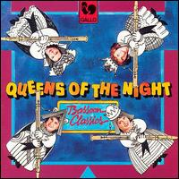 Queens of the Night: Bassoon Classics - Jovanka Marville (harpsichord)