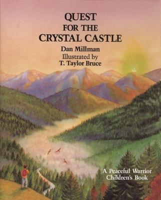 Quest for the Crystal Castle - Millman, Dan