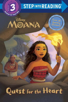 Quest for the Heart (Disney Moana) -