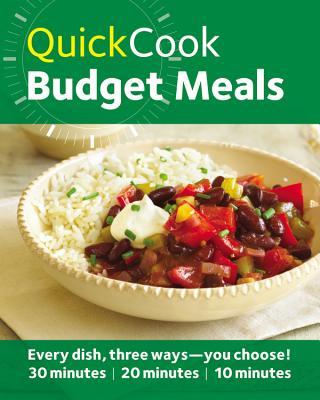 Quick Cook Budget Meals - McAuley, Jo