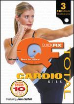 Quick Fix: Total Cardio Kick - Andrea Ambandos