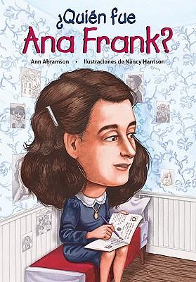 Quien Fue Ana Frank - Abramson, Ann