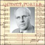 Quincy Porter: Symphony No. 1; Poem & Dance; Symphony No. 2