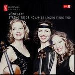 Röntgen: String Trios Nos. 9-12, Vol. 3