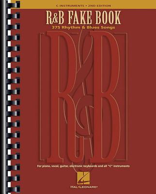 R&B Fake Book: 375 Rhythm & Blues Songs - Hal Leonard Publishing Corporation (Creator)