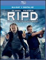 R.I.P.D. [Includes Digital Copy] [UltraViolet] [Blu-ray] - Robert Schwentke