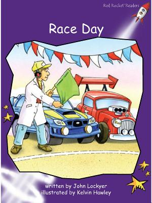 Race Day: Level 3: Fluency - Lockyer, John