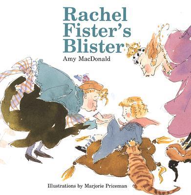 Rachel Fister's Blister - MacDonald, Amy