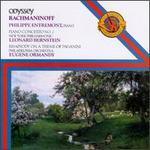 Rachmaninoff: Piano Concerto No. 2; Rhapsody on a Theme of Paganini