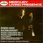 Rachmaninoff: Piano Concertos Nos. 2 & 3; Prelude, Op. 23; Prelude, Op. 3
