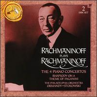 Rachmaninoff plays Rachmaninoff - Sergey Rachmaninov (piano); Philadelphia Orchestra