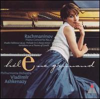 Rachmaninov: Piano Concerto No. 2 - Hélène Grimaud (piano); Philharmonia Orchestra; Vladimir Ashkenazy (conductor)