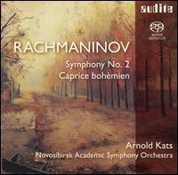 Rachmaninov: Symphony No. 2; Caprice bohemian - Novosibirsk Academic Symphony Orchestra; Arnold Katz (conductor)