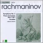 Rachmaninov: Symphony No. 2; Piano Concertos Nos. 2 & 3; Vocalise