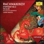 Rachmaninov: Symphony No. 2 - Berlin Philharmonic Orchestra; Lorin Maazel (conductor)