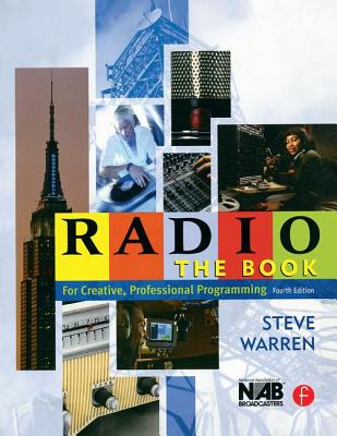 Radio: The Book - Warren, Steve