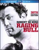 Raging Bull [30th Anniversary] [2 Discs] [Blu-ray/DVD]
