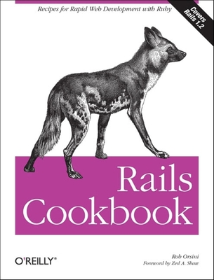 Rails Cookbook - Orsini, Rob