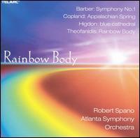 Rainbow Body - Atlanta Symphony Orchestra; Robert Spano (conductor)