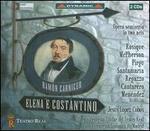 Ramón Carnicer: Elena e Costantino