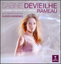 Rameau: Le Grand Théâtre de l'Amour - Aimery Lefèvre (baritone); Sabine Devieilhe (soprano); Samuel Boden (tenor); Le Jeune Choeur de Paris (choir, chorus);...