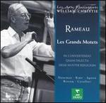 Rameau: Les Grands Motets - Les Arts Florissants; Nicolas Cavallier (bass); Nicolas Rivenq (tenor); Nicolas Rivenq (baritone); Noemi Rime (soprano);...