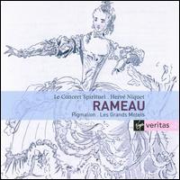 Rameau: Pigmalion; Les Grands Motets - Greta de Reyghère (soprano); Hervé Lamy (tenor); Isabelle Desrochers (soprano); Jean-Paul Fouchécourt (counter tenor);...