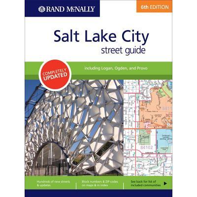 Rand McNally Salt Lake City Street Guide - Rand McNally (Creator)