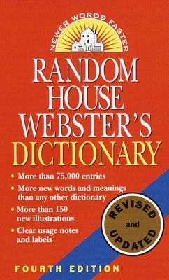 Random House Webster's Dictionary, Revised Edition - Ballantine, and Random House